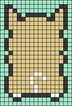Alpha pattern #33551