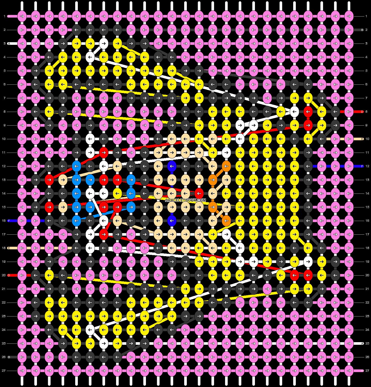 Alpha pattern #33593 pattern