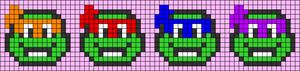 Alpha pattern #33594