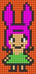 Alpha pattern #33598