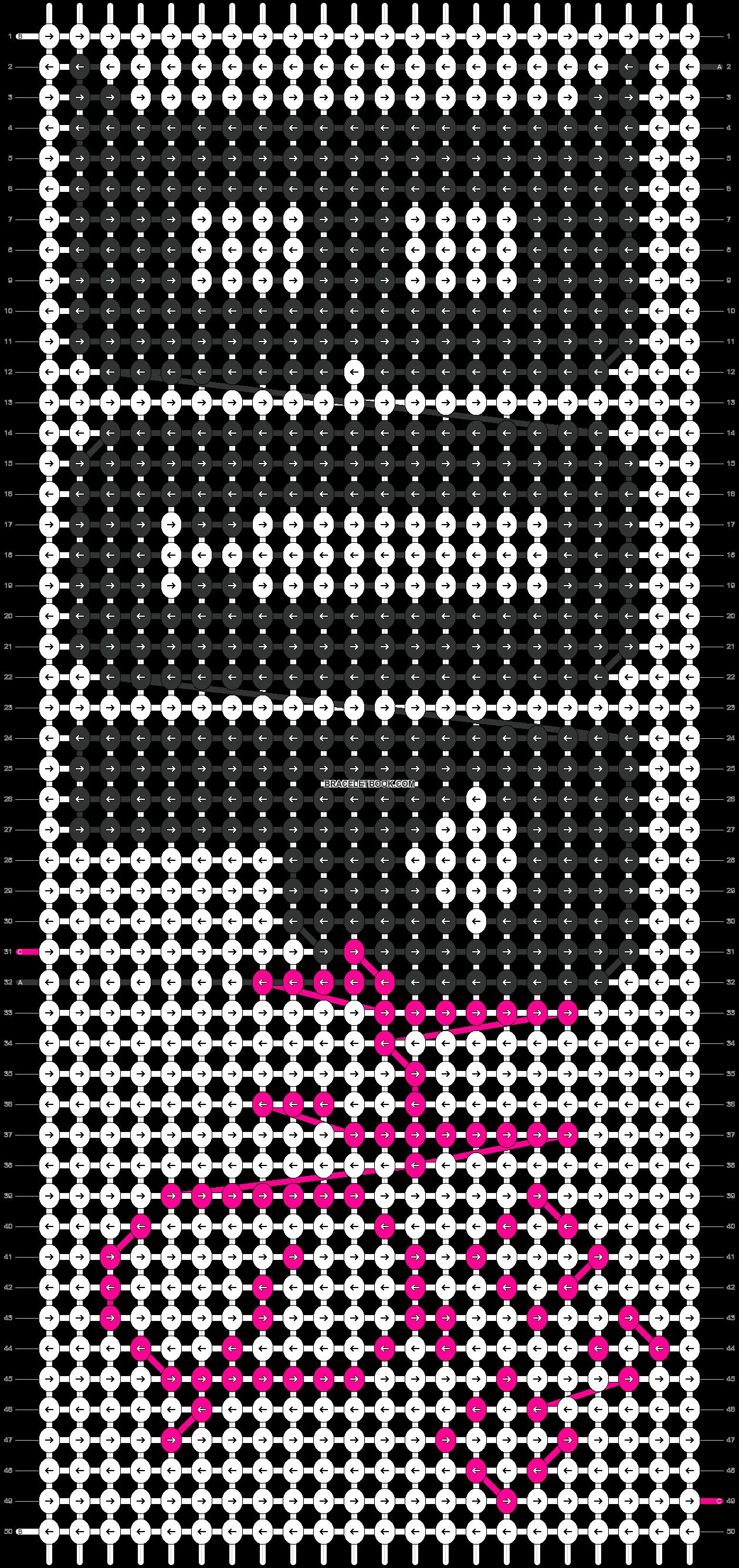 Alpha pattern #33603 pattern