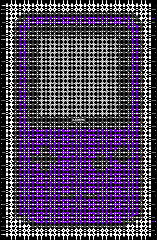Alpha pattern #33607 pattern