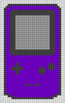 Alpha pattern #33607