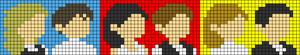 Alpha pattern #33612