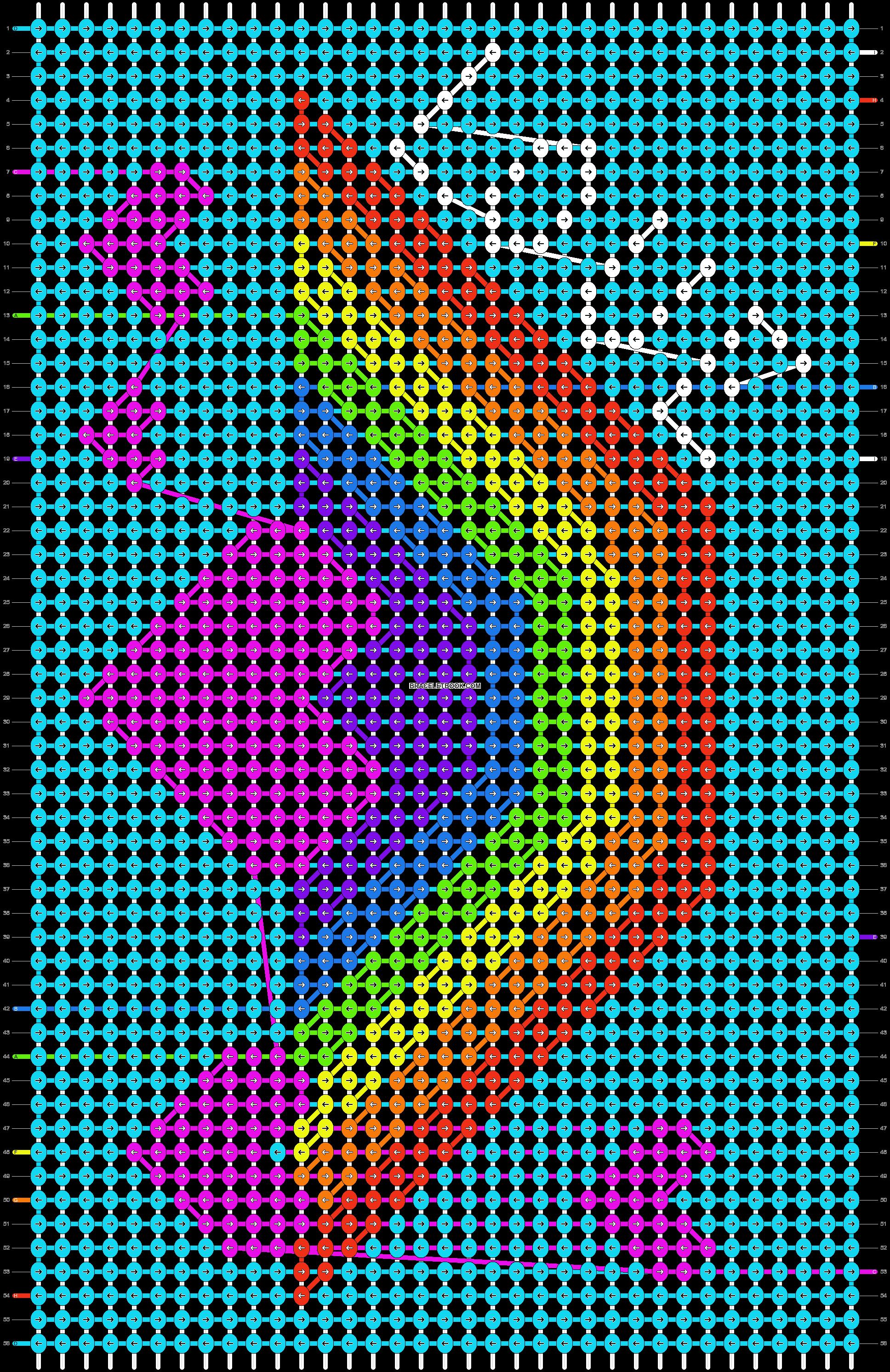 Alpha pattern #33620 pattern