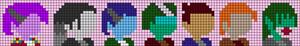 Alpha pattern #33632