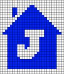 Alpha pattern #33633