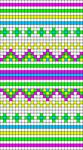 Alpha pattern #33634