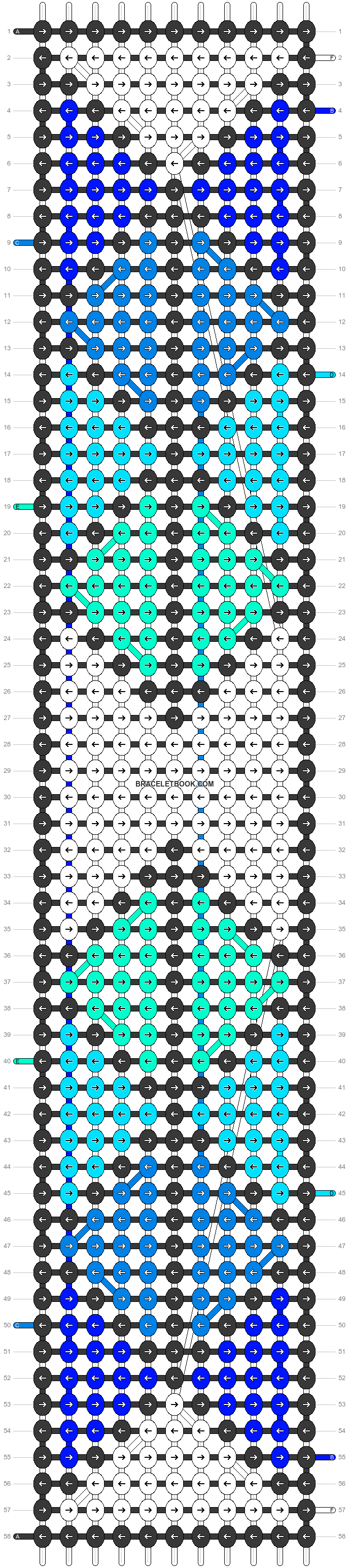 Alpha pattern #33636 pattern