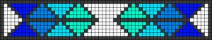 Alpha pattern #33636