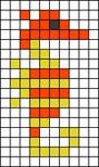 Alpha pattern #33639