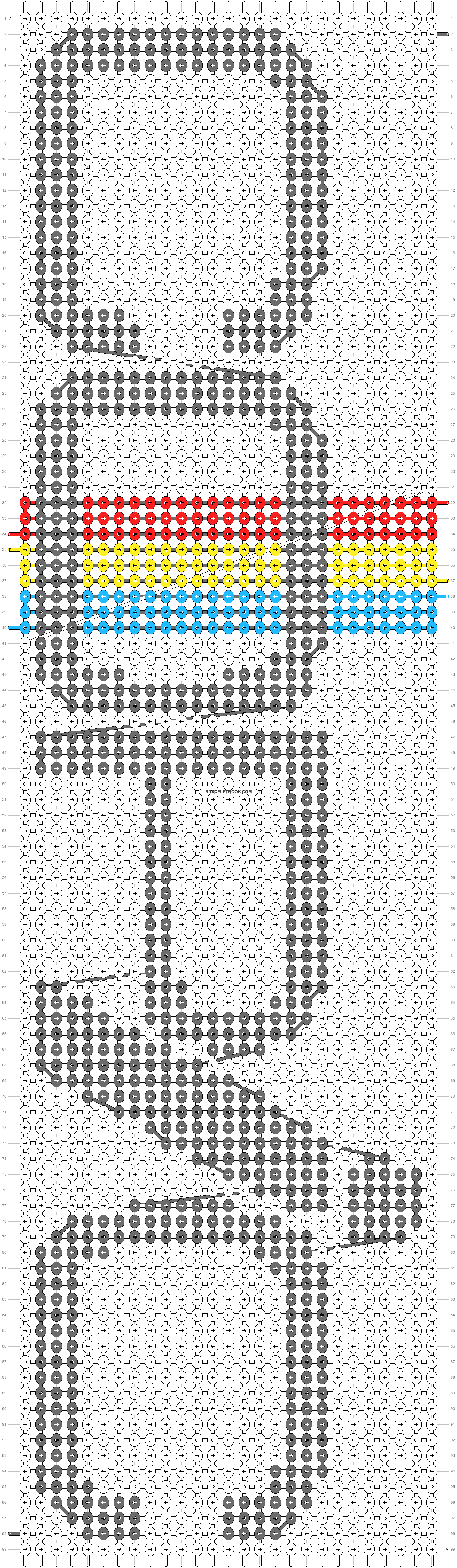 Alpha pattern #33647 pattern