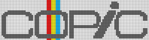 Alpha pattern #33647