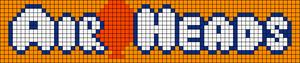 Alpha pattern #33655
