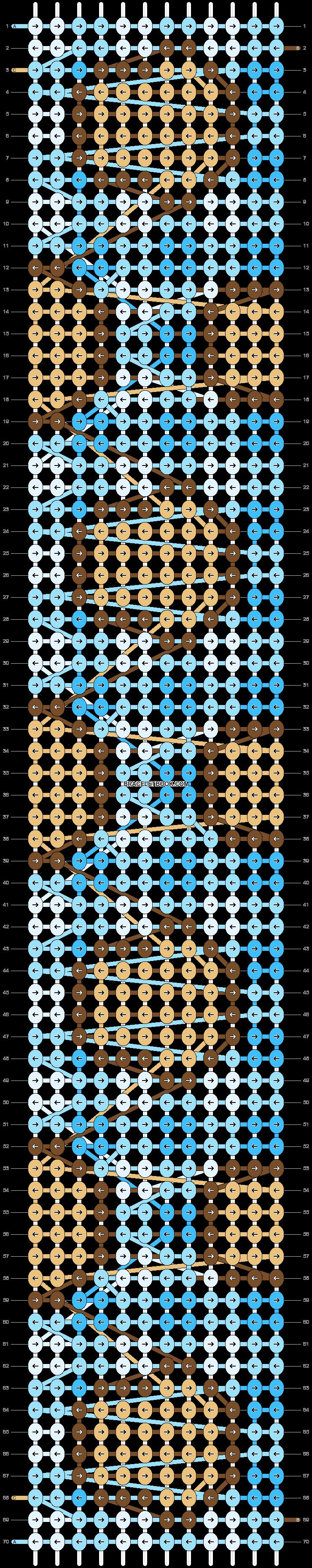 Alpha pattern #33659 pattern