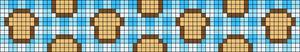 Alpha pattern #33659