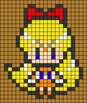 Alpha pattern #33679