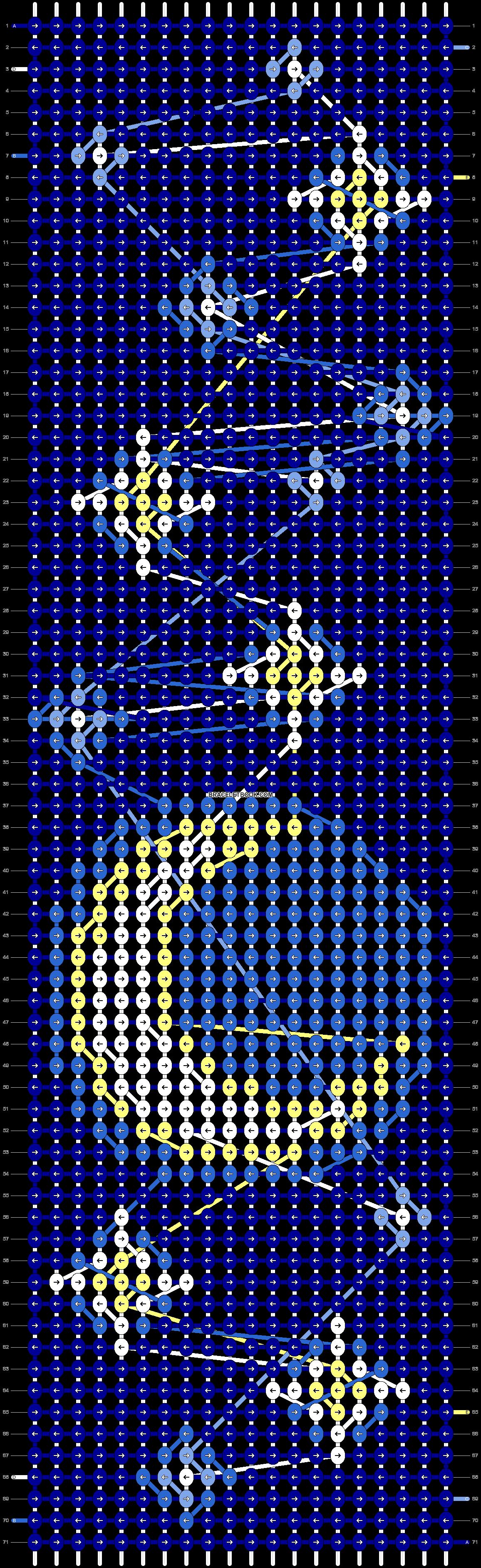 Alpha pattern #33683 pattern