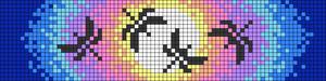 Alpha pattern #33687