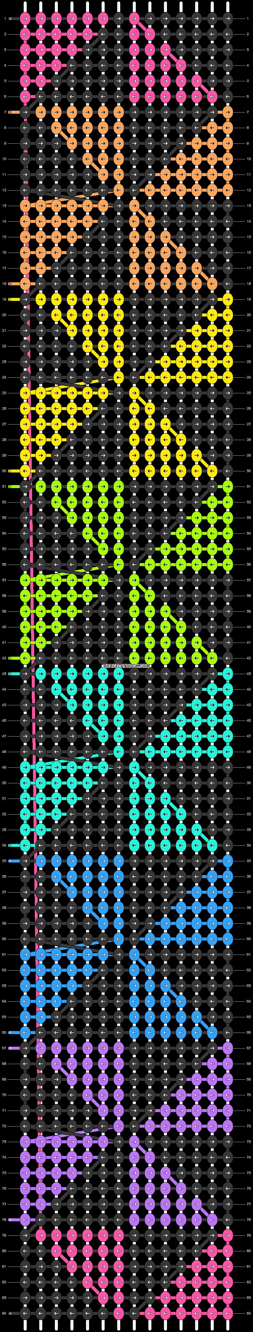 Alpha pattern #33688 pattern