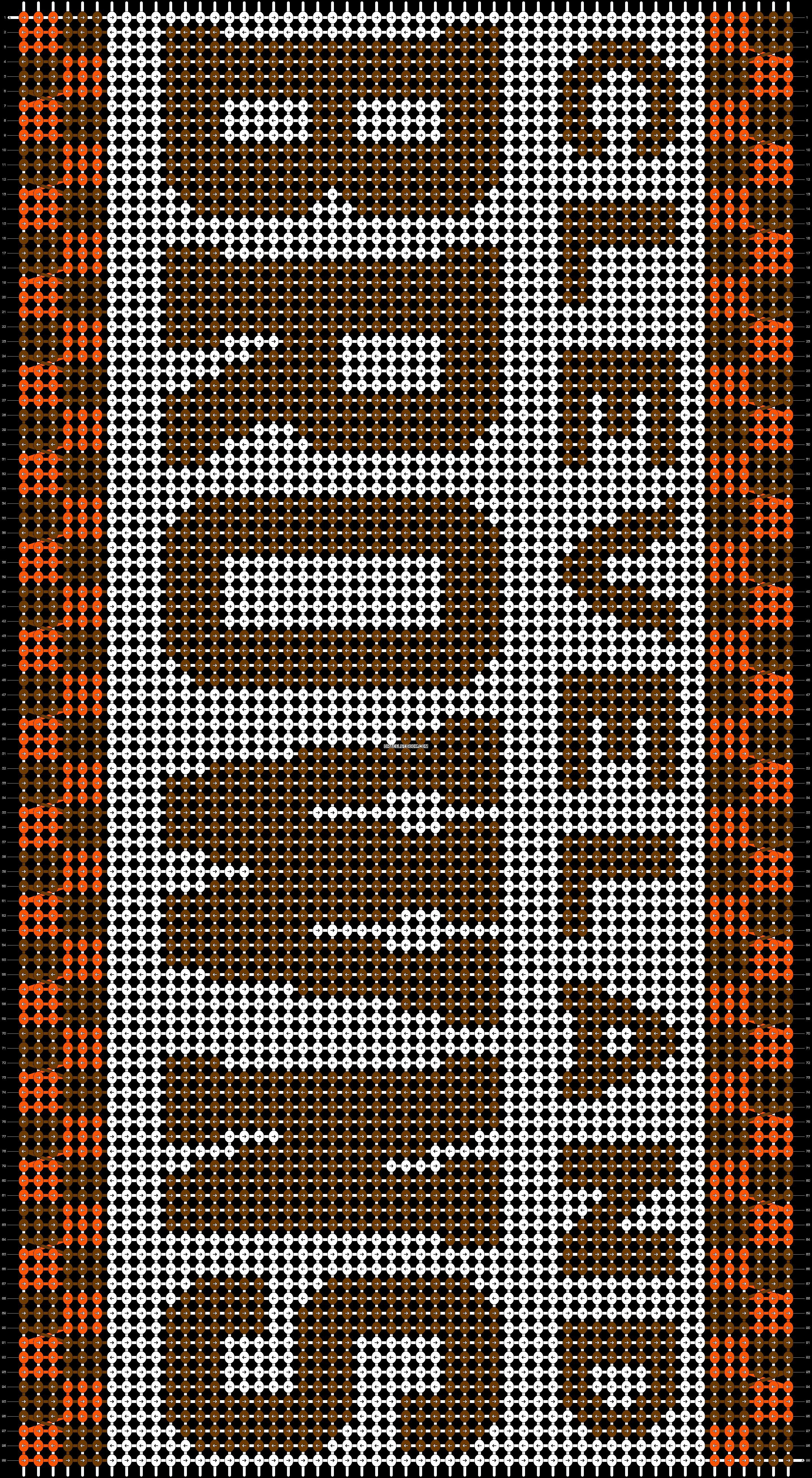 Alpha pattern #33698 pattern