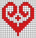 Alpha pattern #33711
