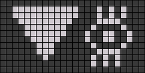 Alpha pattern #33723