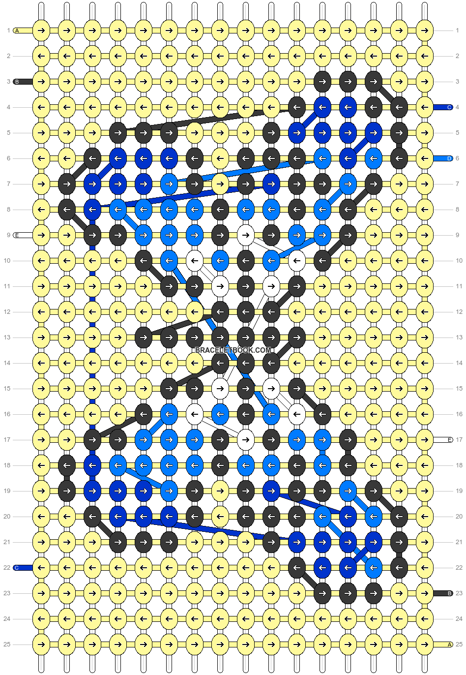Alpha pattern #33739 pattern