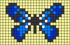 Alpha pattern #33739