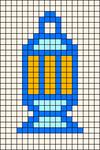 Alpha pattern #33745