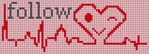 Alpha pattern #33755