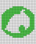 Alpha pattern #33762