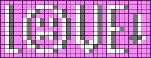 Alpha pattern #33765