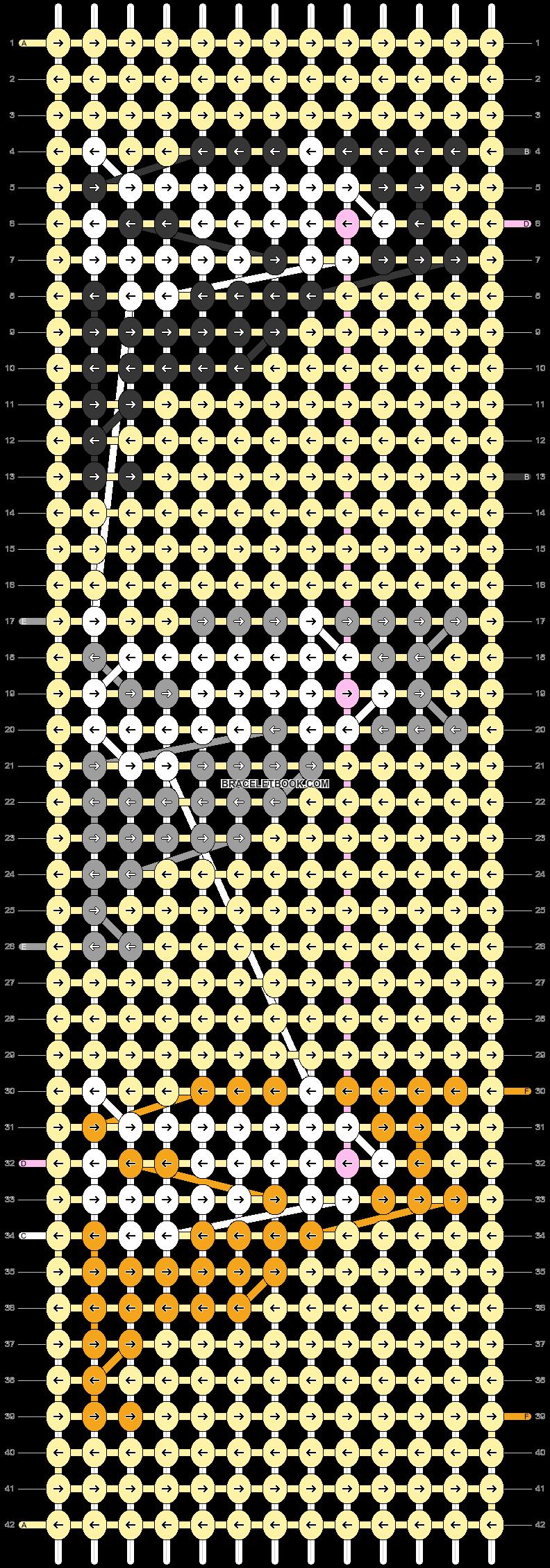 Alpha pattern #33767 pattern