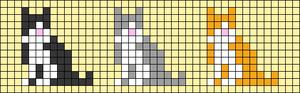 Alpha pattern #33767