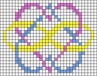 Alpha pattern #33781