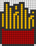 Alpha pattern #33782
