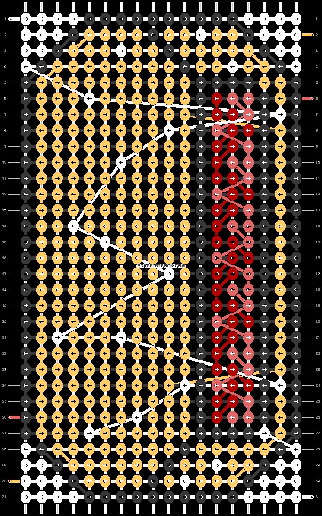 Alpha pattern #33794 pattern