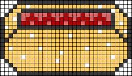 Alpha pattern #33794