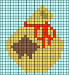 Alpha pattern #33797