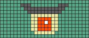 Alpha pattern #33798