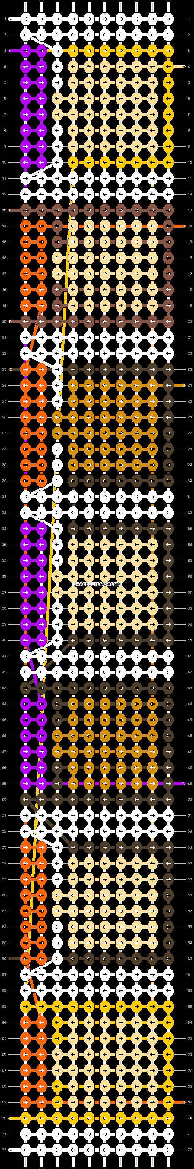Alpha pattern #33822 pattern