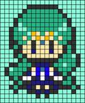 Alpha pattern #33824