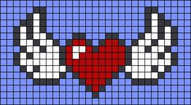 Alpha pattern #33828