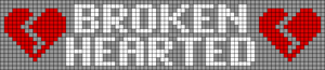 Alpha pattern #33831
