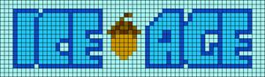Alpha pattern #33838