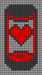 Alpha pattern #33842