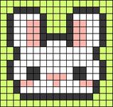 Alpha pattern #33844