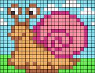 Alpha pattern #33872