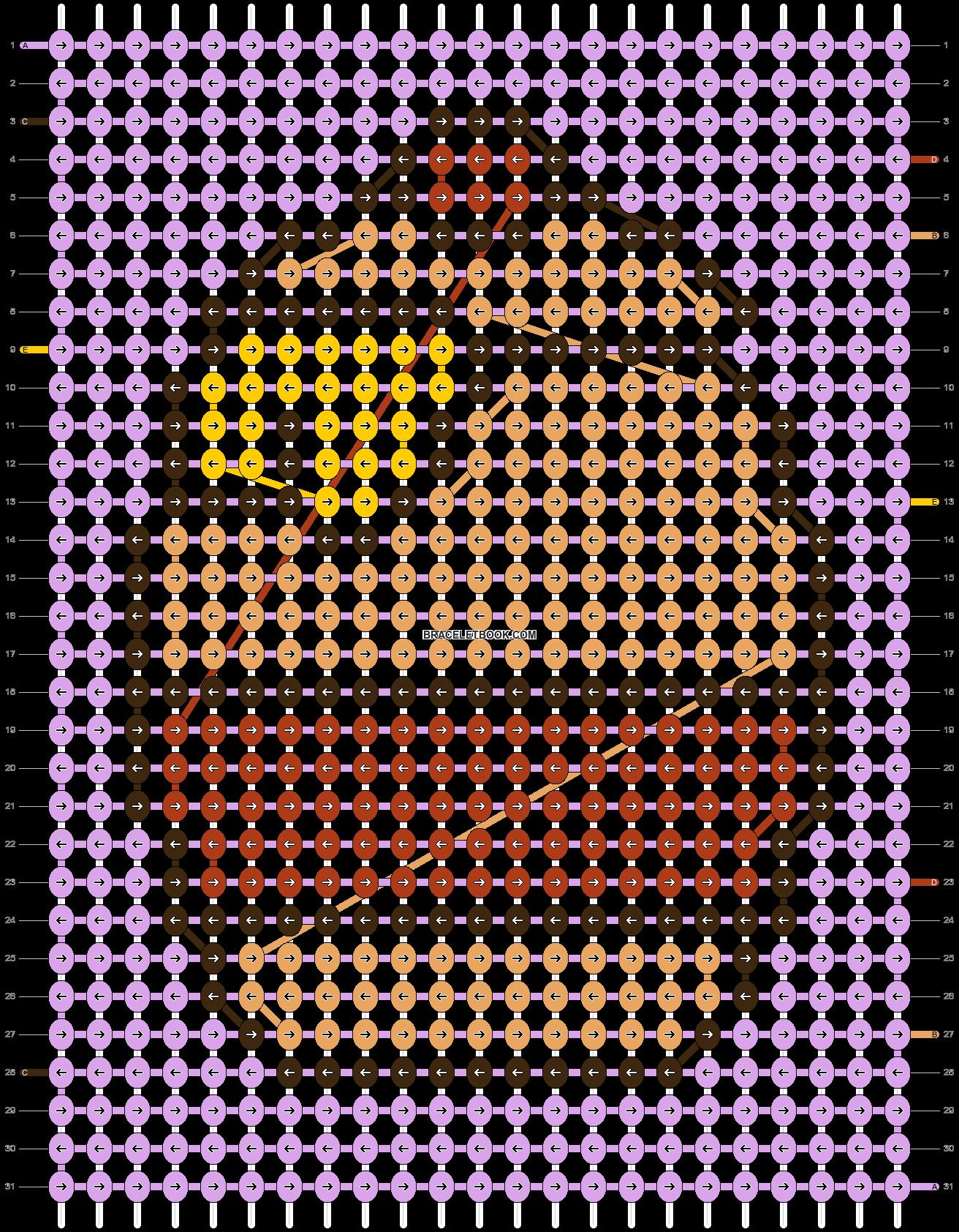 Alpha pattern #33873 pattern